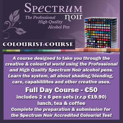 Spectrum Noir Colourist Course